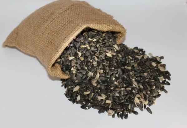 Black Oil Sunflower seed birdseed