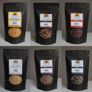 Delicious popcorn from Schoolhouse Farms