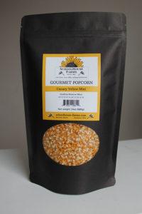 Canary Yellow Mini popcorn from Schoolhouse Farms