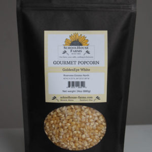 GoldenEye White popcorn from Schoolhouse Farms