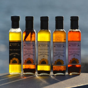 Sunflower Oils from Schoolhouse Farms